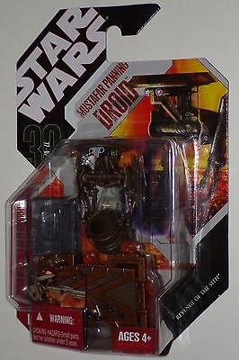 Star Wars: 30th Anniversary: Revenge Of The Sith Mustafar Panning Droid #08 MOSC
