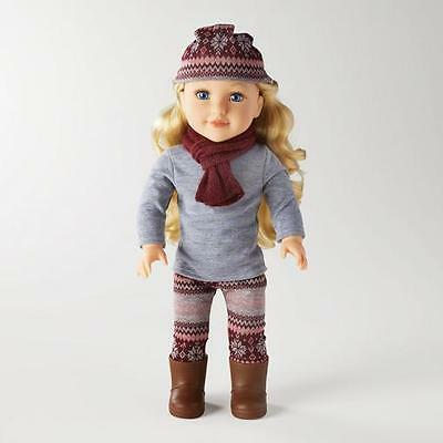 """EMMA Hard to Find Blonde Newberry 18"""" Doll NEW IN BOX Beautifully Realistic!"""