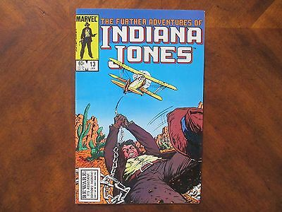 Indiana Jones #13 (Jan 1984, Marvel)