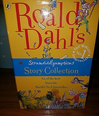 roald dahl story collection