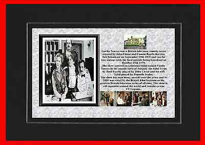 Fawlty Towers Tv  Mounted Display