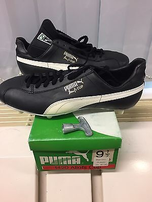 Vintage PUMA Allofs Cup. Made In West Germany. UK 9,5 Football Soccer Fußball
