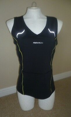 Ron Hill Sports vest very good condition size 14