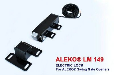 ALEKO Automatic Electric Lock For Swing Gate Opener Operator