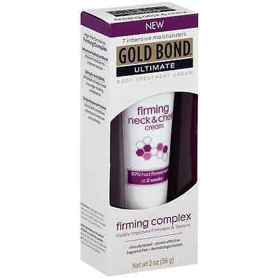 Gold Bond Ultimate Firming Neck - Chest Cream, Fragrance Free 2 oz