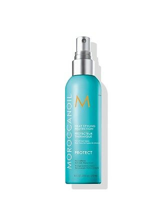 Moroccanoil Heat Styling Protection Spray 250ml/8.5oz all Hair Types Free ship