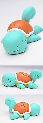 Pokemon Display PVC Good Night Friends Figure Sleeping Series ~ Squirtle @83038