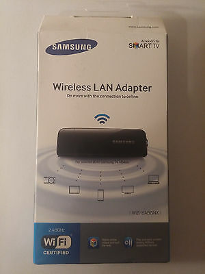Samsung WIS15ABGNX Wireless Wi-fi USB Adapter for Samsung TV H5203, H5303