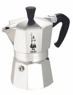 NEW Bialetti 3 Cup Stovetop Espresso Maker FREE SHIPPING FROM USA