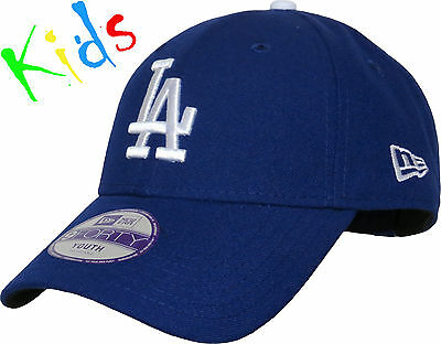 LA Dodgers Kids 940 The League Adjustable Baseball Cap (Ages 2 - 10 years)