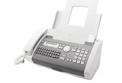 Philips FaxPro PPF725 Primo Plain Paper Fax Machine With Telephone