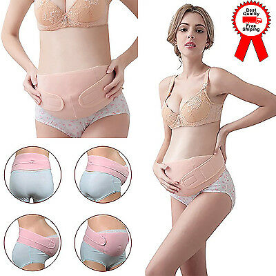 Support Belt Maternity Back Belly Brace Band Pregnancy Waist Pregnant Tummy