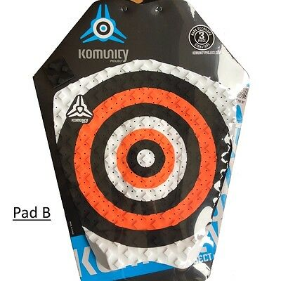 Komunity Project Occy Surfboard Grip Pad