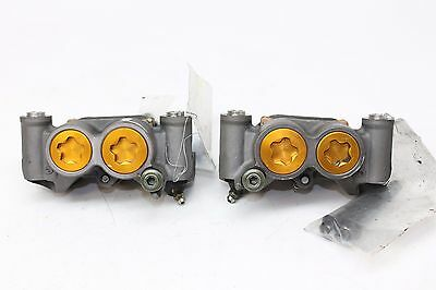 2006-2007 Yamaha R6 Front Left/ Right Brake Calipers OEM