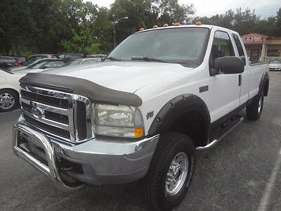 """2002 Ford F-250 Supercab 158"""" XLT 4WD 2002 STUNNING F-250 EXT-CAB XLT LONG BED 4X4~1 OWNER~EXTRAS~BEAUTY~WARRANTY~WOW"""