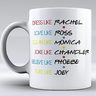 Funny Mug - FRIENDS TV Show Mug - Friends Mug - Love Mug - Friends - Mug