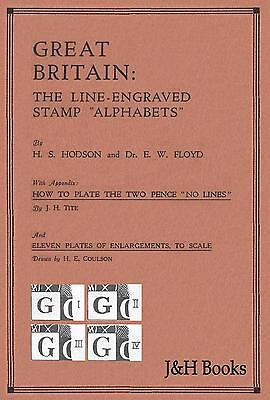 Identify GB Line Engraved Stamp Alphabets I II III IV & Plate 2d 'No Lines' - CD