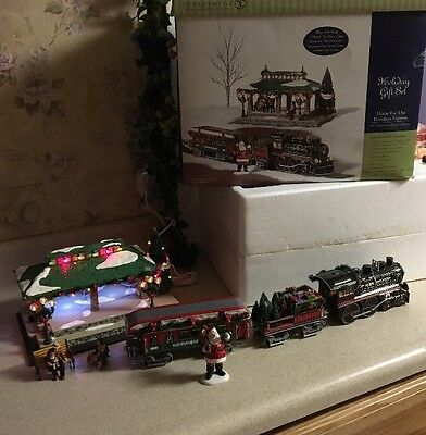 Department 56 Home For The Holidays Express Special Edtn Snow Village #55320