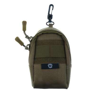 Outdoor Military Small Molle Pouch Fanny Pack Pocket Hiking Belt Waist Bag
