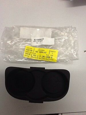 Ford Falcon FG FGMKII FGX Centre Console Twin Cup Holder Shadow Grey Genuine