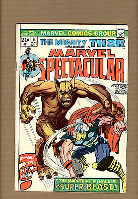 Marvel Spectacular #6 The Mighty Thor 1973 F-
