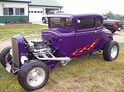 1931 Ford Model A 5 window coupe 1931 Ford Coupe Streetrod