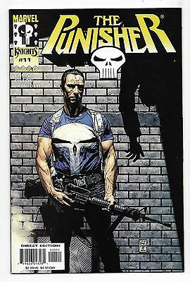 Punisher 2001 #11 Very Fine/Near Mint Garth Ennis