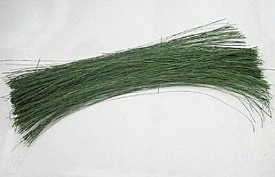 380Pcs Green Covered Florist Wire for Floristry/Crafts 59.5cm 24#