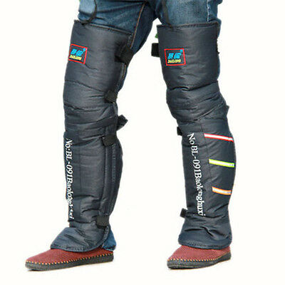 Motorcycle Knee and leg Warm Protector motocross knee pads Scooter E-bike Trikes