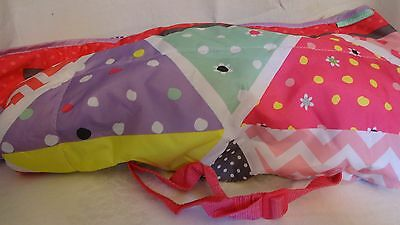 Infantino Campact Cart Cover Pink, F3