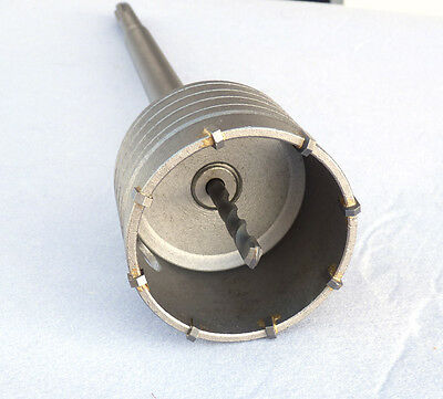 HELI GUY CORE DRILL IMPACT TCT 65 mm with SDS PLUS SHAFT