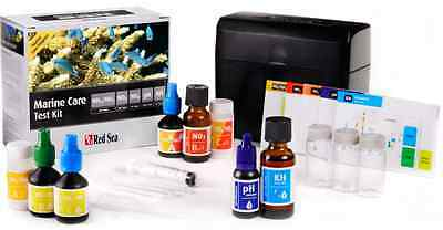 Red Sea Marine Care Test Kit for Ammonia, Nitrite, Nitrate, pH and KH