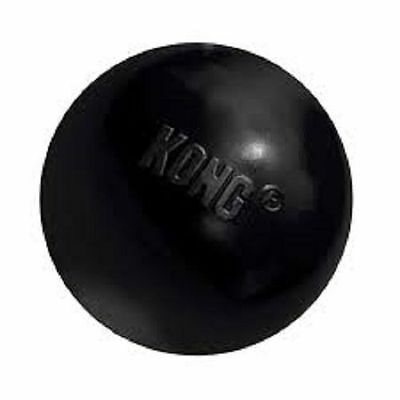 Kong Ball Extreme Dog Interactive Indestructible Rubber Toy S & L
