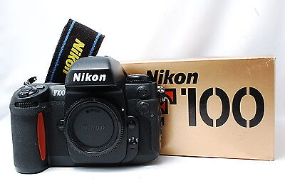 Nikon F100 35mm SLR Film Camera  Boxed  SN2152433  **Excellent++**