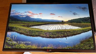"LG 24"" IPS LED LCD PC Monitor 24MP56HQ 16:9 1920x1080 250cd/m² 5ms 1000:1"