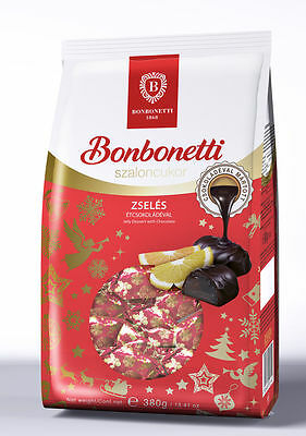 Bonbonetti Jelly Szaloncukor traditional Hungarian Christmas candy 380g 13.4oz