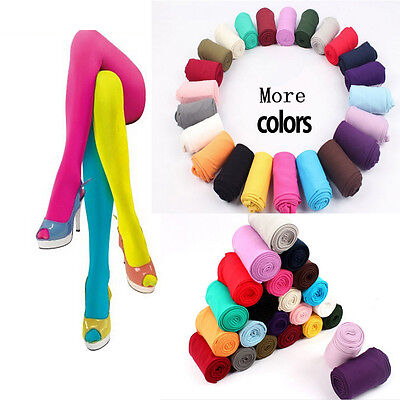 Women Sexy Vogue Pantyhose Nylon Tights Stockings Step Foot Seamless Pantyhose