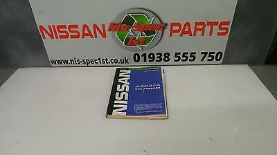 Handbook Owners Manual Guide Warranty Booklet Nissan Terrano R3M 1994-1996