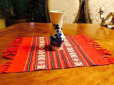 Fine Porcelain Vase - Hand Painted In Cluj, Romania