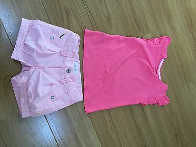 Diesel And Laura Ashley Summer Set Age 6-7