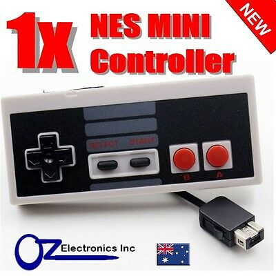 Controller Gamepad for NES Mini Nintendo Brand New FAST Shipping from Melbourne