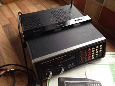 realistic pro 2002 programmable am/fm scanning receiver