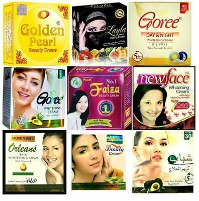 Amazing Beauty Facial Cream- Goree , Faiza , Layla, Golden Pearl Beauty Cream