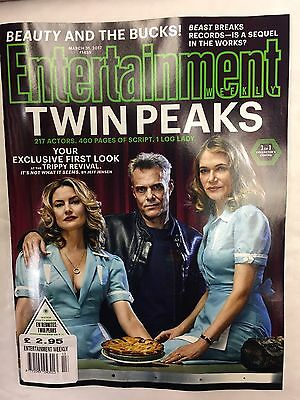 Entertainment Weekly USA Magazine Issue 1447 BLADE RUNNER 2049 EXCLU FIRST LOOK