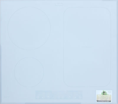 White Touch Control Induction Ceramic Hob Whirlpool ACM 808 BA/WH