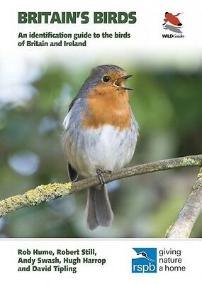 Britain's Birds - An Identification Guide To The Birds Of Britain And Ireland