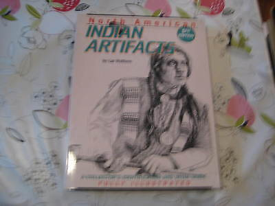 North American Indian Artifacts Lar Hothem 5Th Edition Catalogue Book