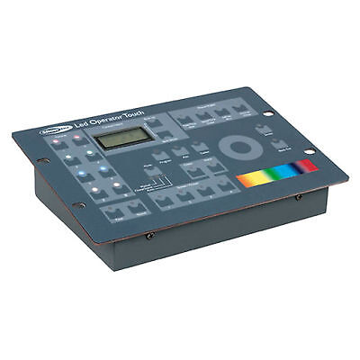 Showtec LED Operator Touch DMX Lighting Controller