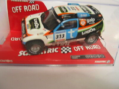 Scx - Scalextric Compatible 6277 Vw Touareg Sousa #313 Off Road New
