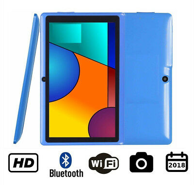 "New 7"" Inch Btc Flame Tablet Pc Fast Hd Screen Wifi Android 8Gb"